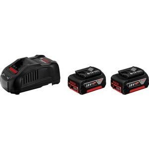 Зарядное устройство Bosch 18 V, 5,0 Ач + GAL 1880 CV (1.600.A00.B8J) зарядное устройство gal 1880 cv bosch 1600a00b8g