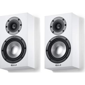 Настенная акустика Canton GLE 416.2 white напольная акустическая система canton gle 496 white white fabric cover