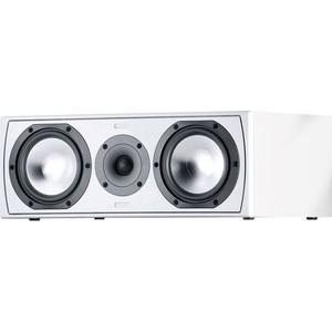 Центральный канал Canton GLE 455.2 CM white полочная акустика canton gle 426 2 white