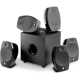 Комплект акустики FOCAL SIB EVO 5.1 black rpha max evo metal black xs