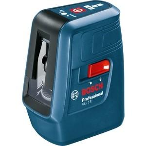 Нивелир лазерный Bosch GLL 3-X (0.601.063.CJ0)
