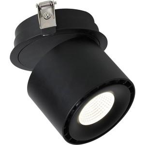 Встраиваемый светодиодный светильник Favourite 1989-1U встраиваемый светильник favourite conti 1557 1c