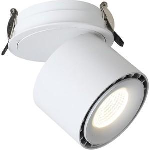 Встраиваемый светодиодный светильник Favourite 1990-1U встраиваемый светильник favourite conti 1557 1c