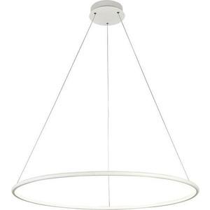 Подвесной светодиодный светильник Maytoni MOD807-PL-01-48-W человек из рыбы