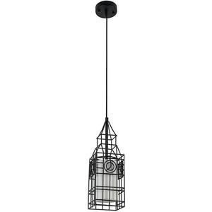 Подвесной светильник Maytoni T195-PL-01-B