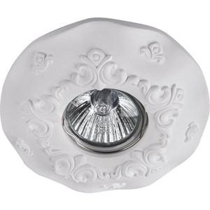 Встраиваемый светильник Maytoni DL284-1-01-W встраиваемый светильник maytoni dl279 1 01 w