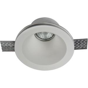 Встраиваемый светильник Maytoni DL002-1-01-W встраиваемый светильник maytoni dl281 1 01 w