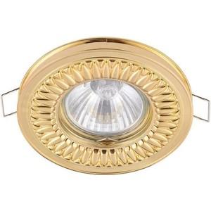 Встраиваемый светильник Maytoni DL301-2-01-G встраиваемый светильник maytoni dl293 01 g