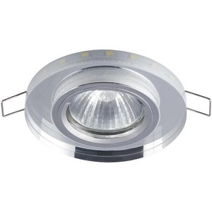 Встраиваемый светильник Maytoni DL287-2-3W-W
