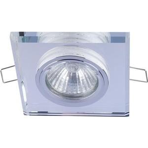 Фото - Встраиваемый светильник Maytoni DL288-2-3W-W 7000k 3w 200 lumen white 3 led streetlight emitter metal strip w optical lens 9 11v
