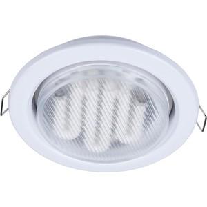 Встраиваемый светильник Maytoni DL293-01-W встраиваемый светильник maytoni dl293 01 g