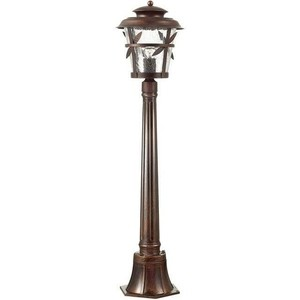 Уличный фонарь Odeon 4052/1F уличный фонарь favourite 1804 1f