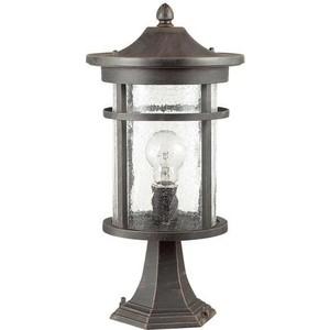 Наземный светильник Odeon 4044/1B наземный низкий светильник odeon light virta 4044 1b