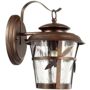 Уличный настенный светильник Odeon 4052/1W подвесной светильник odeon light aletti 4052 1