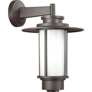 Уличный настенный светильник Odeon 4047/1W odeon light 4047 1w odl18 709 матовое кофе опал уличный настенный светильник ip54 e27 18w 220v mito