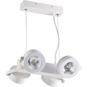 Светодиодный спот Odeon 3493/40L подвесной светодиодный светильник odeon 4031 40l