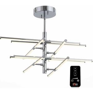 Подвесной светодиодный светильник с пультом ST-Luce SL914.102.08 st luce подвесной светильник st luce bambu sl807 503 02
