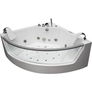 Акриловая ванна гидромассажная Grossman 141x141x60 (GR-14114) акриловая ванна grossman gr 18012