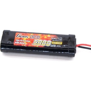 Аккумулятор Gens NiMh 7.2 V 5000 mAh (Tamiya) аккумулятор globusgps gl pb9 5000 mah
