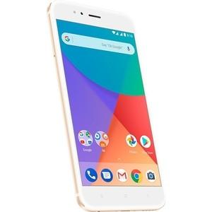 Смартфон Xiaomi Mi A1 32Gb Gold h96 pro plus smart tv box android 7 1 amlogic s912 octa core 3gb 32gb 4k hd media player 2 4g 5g wifi bt4 1 mini pc set top box