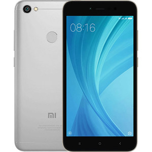 Смартфон Xiaomi Redmi Note 5A Prime 64Gb Gray телефон xiaomi redmi note 5a prime 3gb 32gb розовый