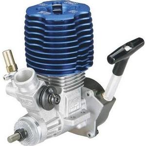 Двигатель Os Max MAX-18CV-RX W11G SLIDE CARB. BLUE - 11881 двигатель os max max 12xz 12f 11670
