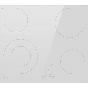 Электрическая варочная панель Fornelli PV 6017 DOLCE WH варочная панель fornelli pgt 45 adamello iv
