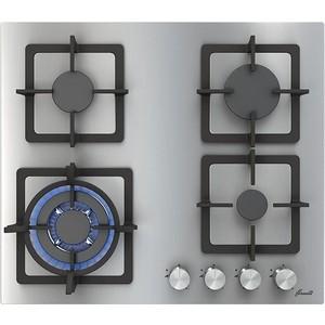 Газовая варочная панель Fornelli PGT 60 CALORE IX варочная панель fornelli pgt 60 calore black
