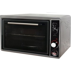 Мини-печь Чудо Пекарь ЭДБ 0121 (сереб/мет) колье charmelle колье nl 0121 nl 0121