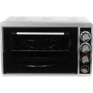 Мини-печь Чудо Пекарь ЭДБ 0124 (сереб/мет) мини печь чудо пекарь эдб 0123 сереб мет