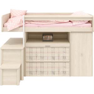 Кровать СКАНД-МЕБЕЛЬ Кембридж 2 стеллаж сканд мебель корсар 1