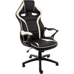 Компьютерное кресло Woodville Monza черное/бежевое