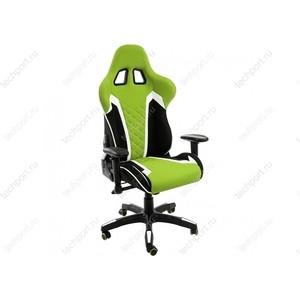 Компьютерное кресло Woodville Prime черное/зеленое