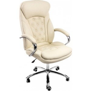 Компьютерное кресло Woodville Rich бежевое
