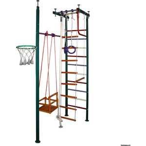 Детский спортивный комплекс Вертикаль 10М (ПВХ-покрытие) цена