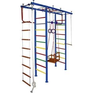 Детский спортивный комплекс Вертикаль 11М (ПВХ-покрытие)