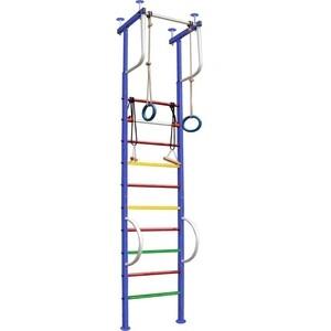 Детский спортивный комплекс Вертикаль 3М (ПВХ-покрытие)