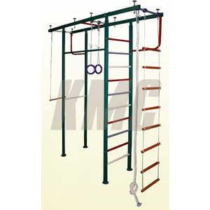 Детский спортивный комплекс Вертикаль 4М (ПВХ-покрытие) 4m фигурки из формочки грузовики 4м