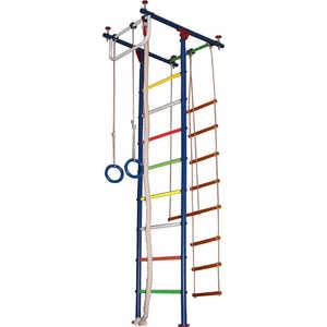 Детский спортивный комплекс Вертикаль Юнга 2М (ПВХ-покрытие)