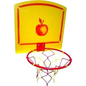Кольцо баскетбольное Карусель Пионер со щитом спортивный инвентарь самсон кольцо баскетбольное со щитом