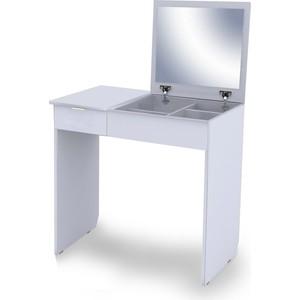 Столик туалетный Вентал Арт Римини-1 белый aquaton римини 80 белый