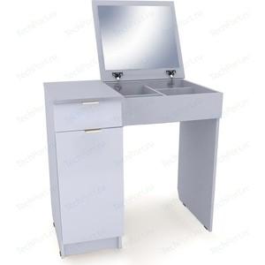 Столик туалетный Вентал Арт Римини-4 белый aquaton римини 80 белый