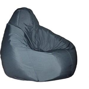 Кресло-мешок Вентал Арт Стандарт L темно-серый кресло мешок вентал арт стандарт xl черный