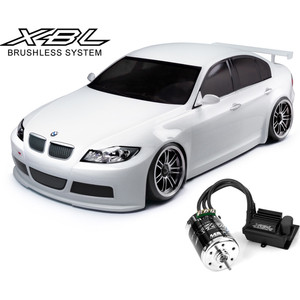 Радиоуправляемая машина для дрифта MST MS-01D BMW 320si 4WD масштаб 1:10 RTR 2.4G (MST-533012W) радиоуправляемая машина для дрифта hpi racing rs4 sport 3 drift subaru brz 4wd rtr масштаб 1 10 2 4g