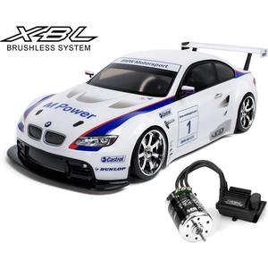 Радиоуправляемая машина для дрифта MST MS-01D BMW M3 GT2 4WD RTR масштаб 1:10 2.4G (MST-533001) радиоуправляемая машина для дрифта hpi racing rs4 sport 3 drift subaru brz 4wd rtr масштаб 1 10 2 4g