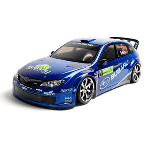 Радиоуправляемая машина для дрифта MST SUBARU IMPREZA WRC 2008 XXX-D 4WD RTR масштаб 1:10 2.4G (MST-531202) радиоуправляемая машина для дрифта mst xxx d subaru brz blue 4wd rtr масштаб 1 10 2 4g