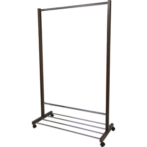 Вешалка напольная Мебелик В 35Н средне-коричневый вешалка напольная мебелик в 10н средне коричневый