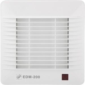 Вентилятор Soler&Palau осевой вытяжной с автоматическими жалюзи D 120 (EDM200C) вентилятор осевой вентс d100 мм 18 вт жалюзи