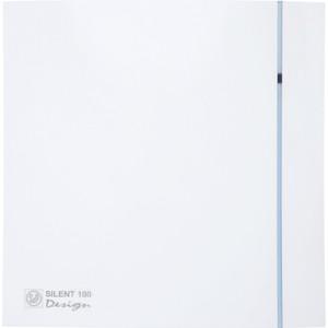 Вентилятор Soler&Palau осевой вытяжной с обратным клапаном D 100 (Silent100CZ DESIGN) masterclass interior design