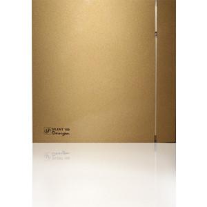 Вентилятор Soler&Palau осевой вытяжной с обратным клапаном D 100 (Silent100CZ Gold DESIGN-4C) 100% genuine cow leather short design
